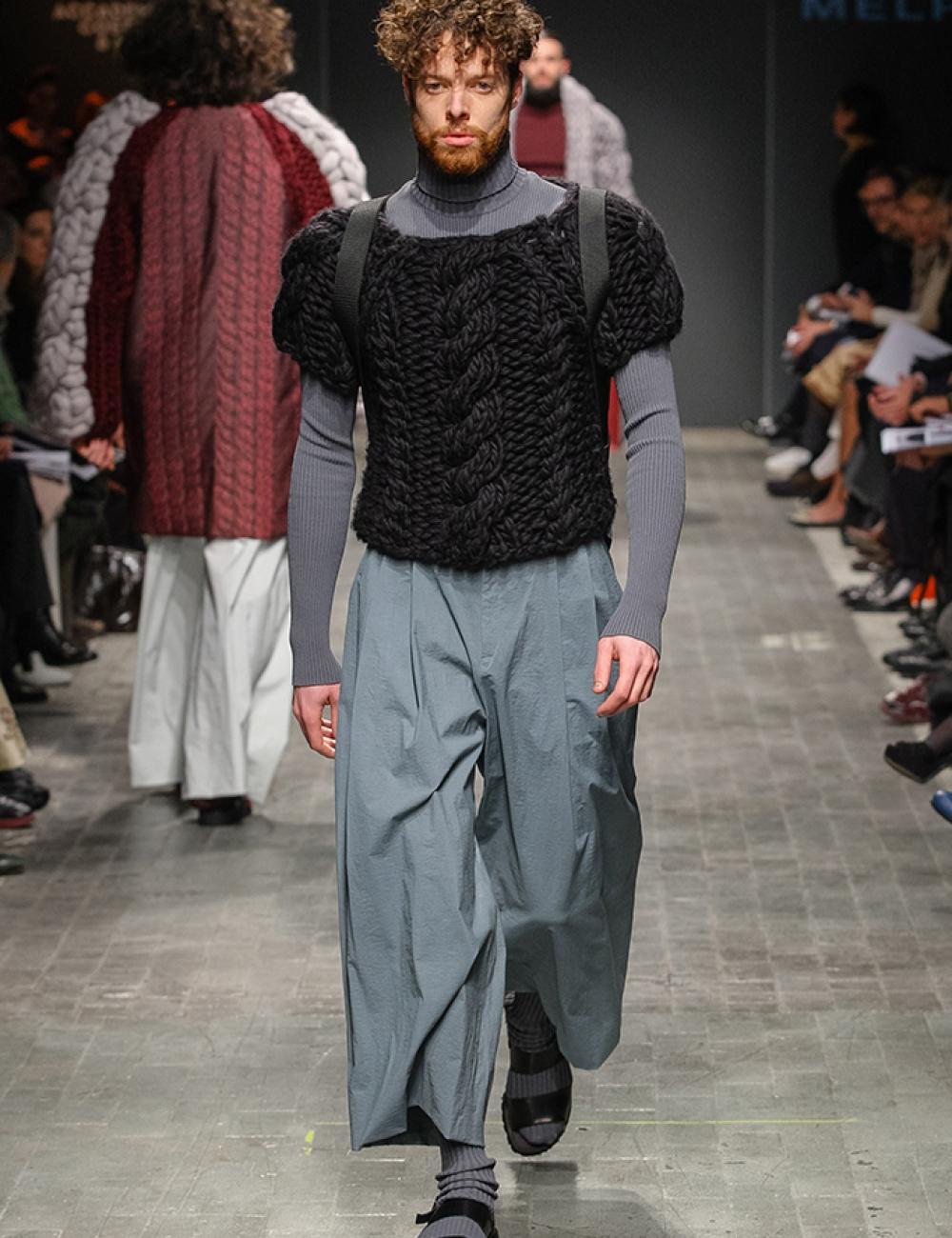 Federica Melpignano | Knit Wrap