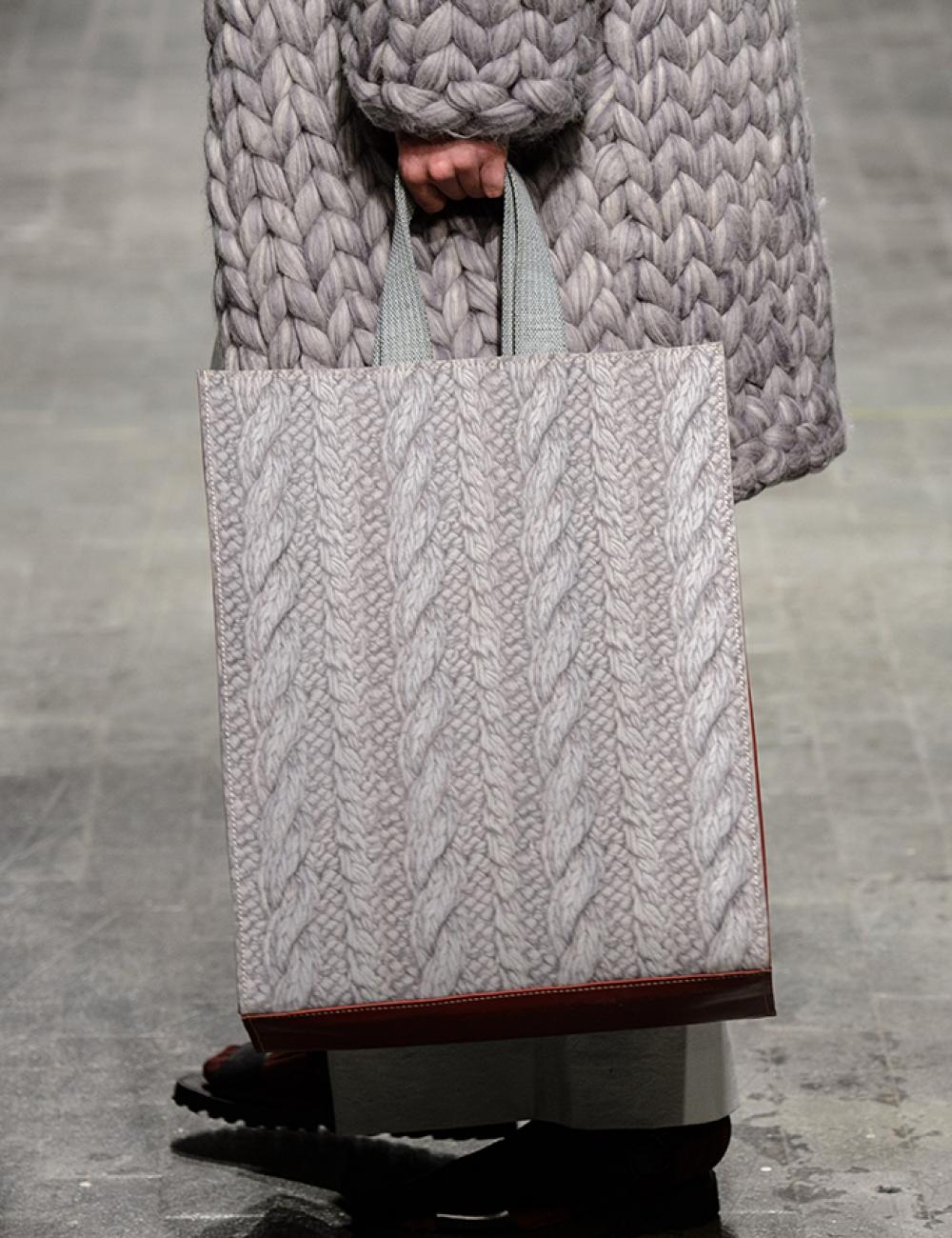 Federica Melpignano   Knit Wrap