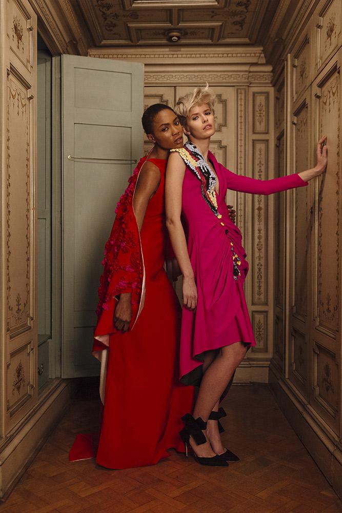Mengqiu zhao qiuqiu couture master alta moda for Master moda