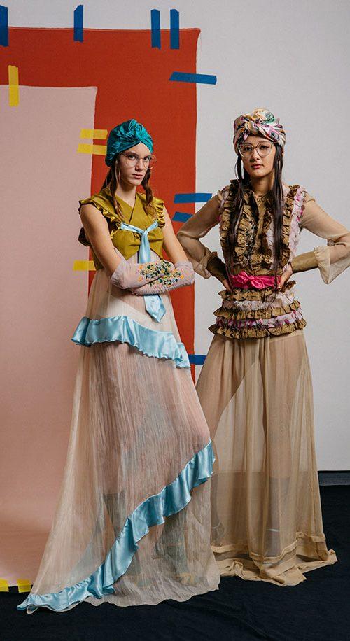 Accademia Costume e Moda | Talents 2018 - Anna Mantovani