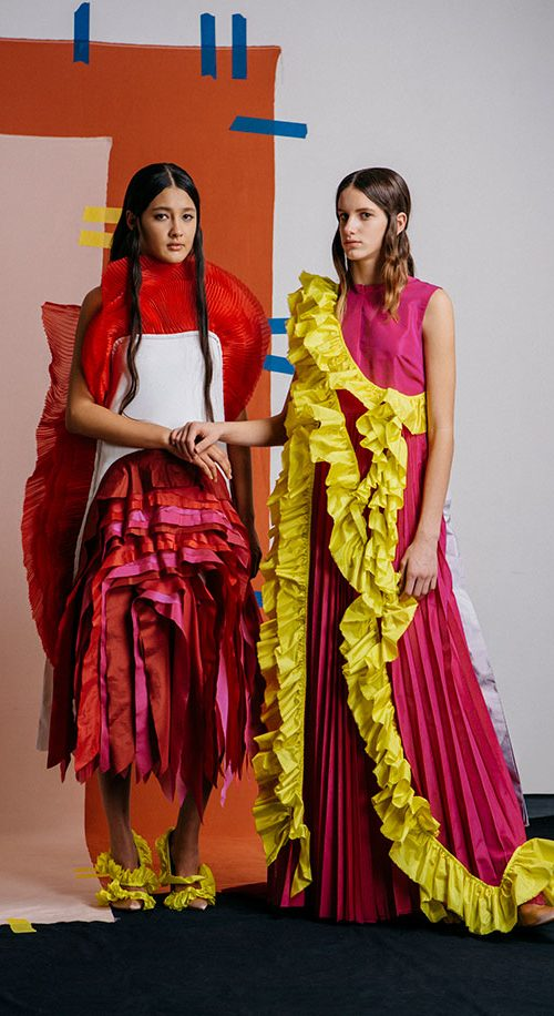 Accademia Costume e Moda | Talents 2018 - Fei Siyu