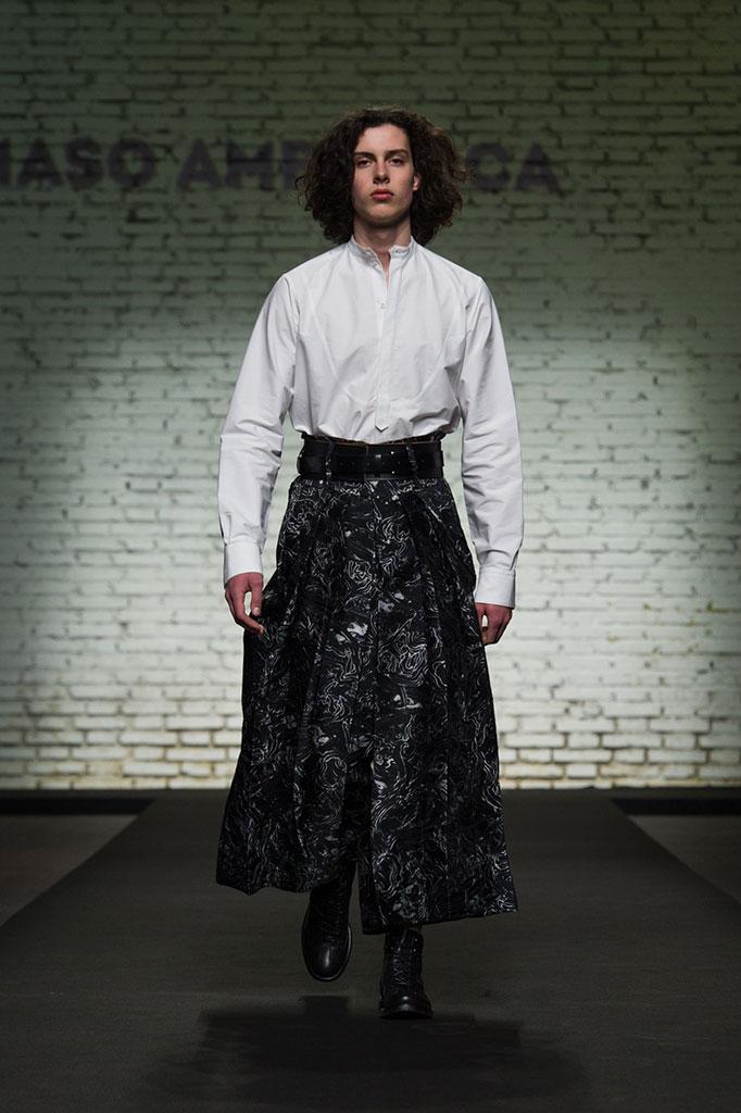 Accademia Costume e Moda | Talents 2018 - Tommaso Ambrosca