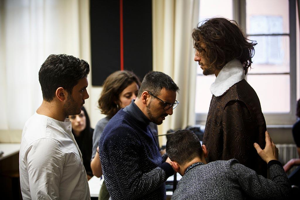 Accademia Costume e Moda   Talents 2018 - Tommaso Ambrosca