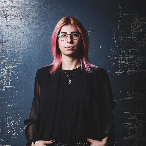 Accademia Costume e Moda | Talents 2018 - Alessia Conetta