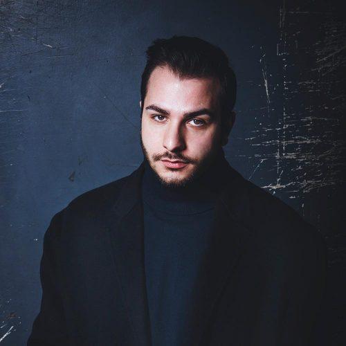 Accademia Costume e Moda | Talents 2018 - Mauro Muzio Medaglia