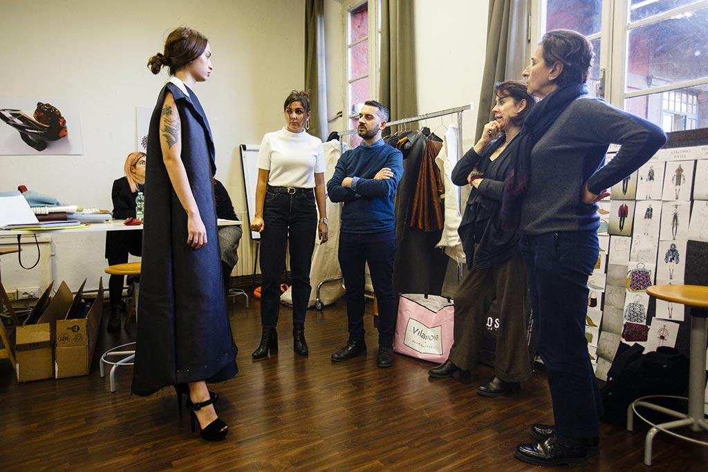 Accademia Costume e Moda | Talents 2018 - Cristiana Navarra