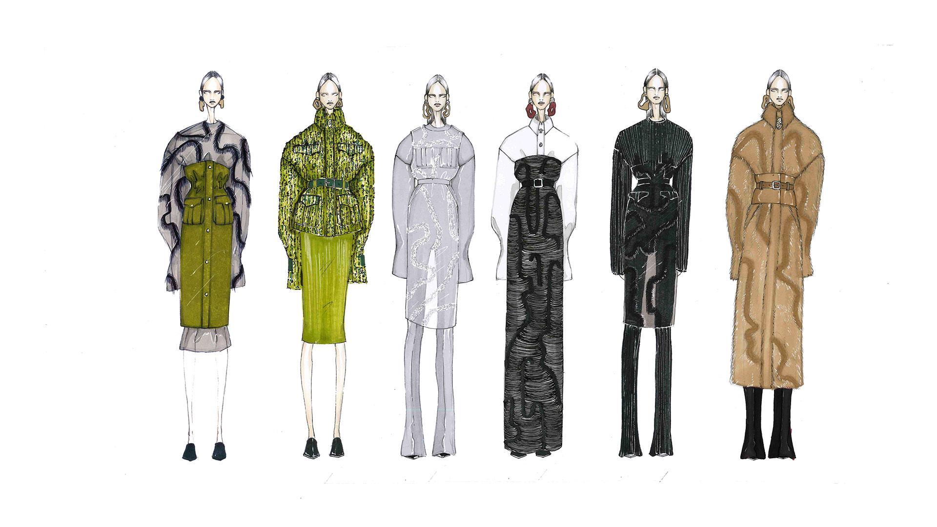 Accademia Costume e Moda | Talents 2018 - Flaminia Sebastianelli