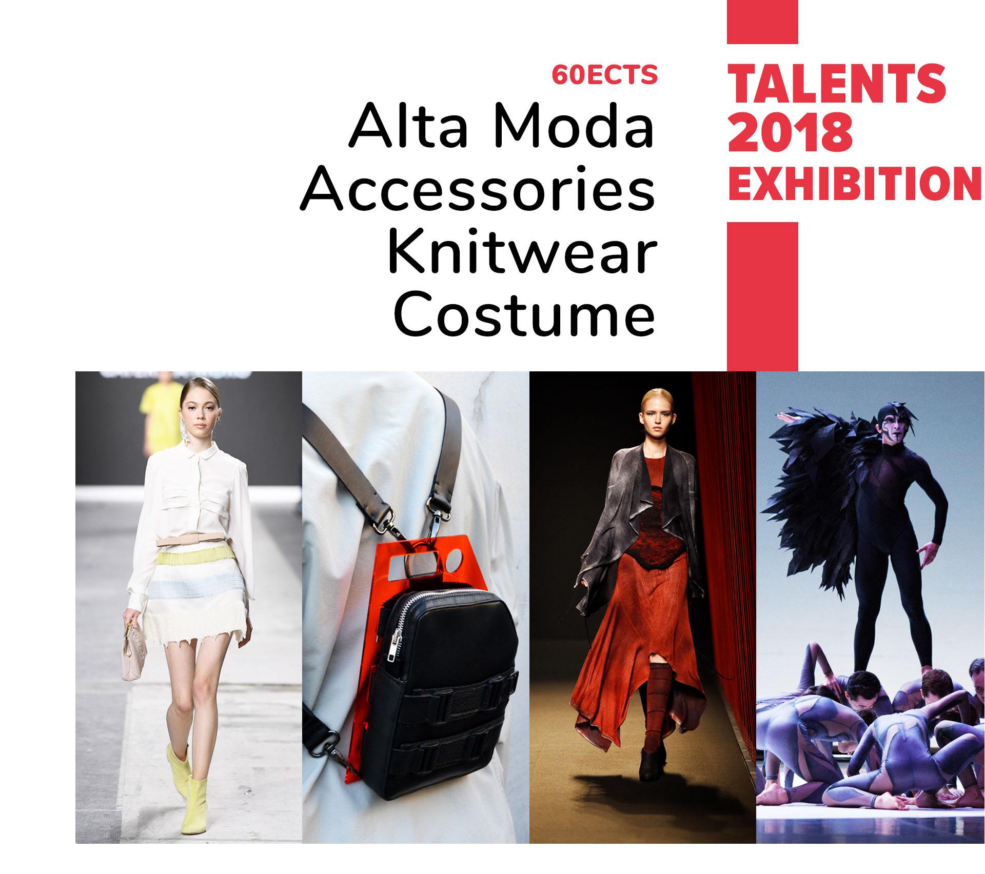 Accademia Costume e Moda | Talents 2018