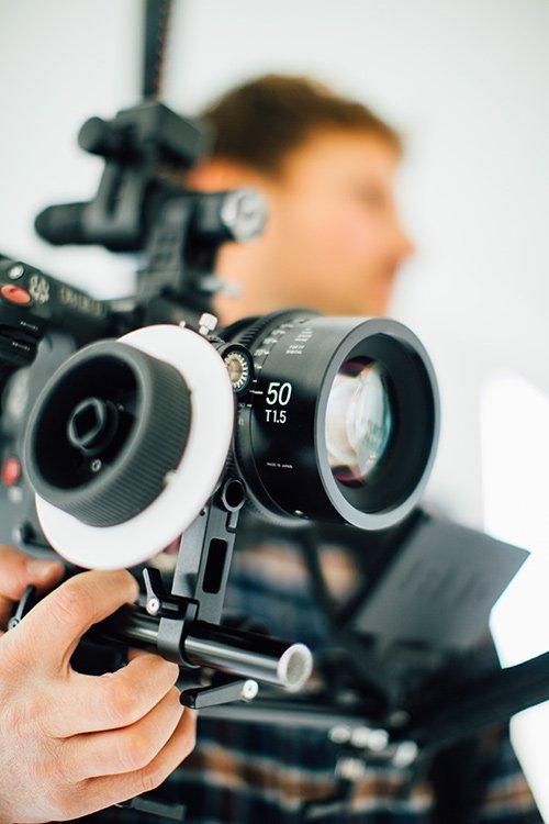 Corso Triennale in Cinema e Filmmaking