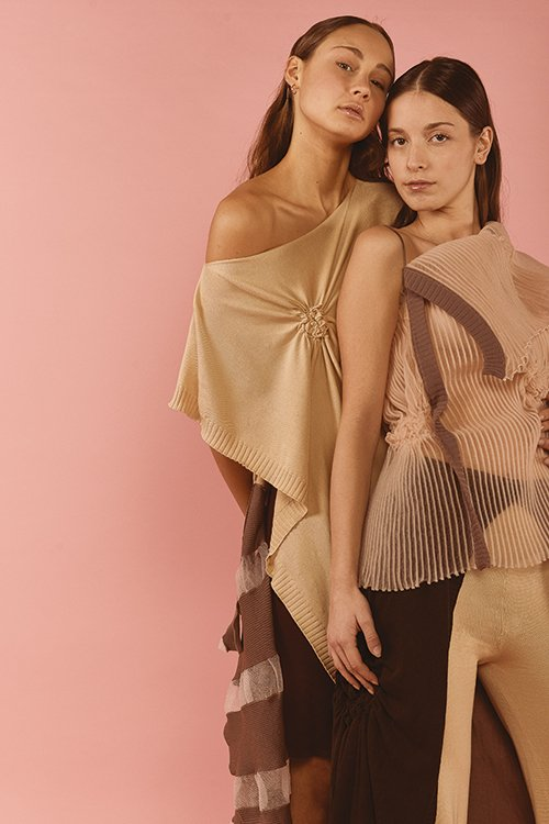 Master Creative Knitwear Design