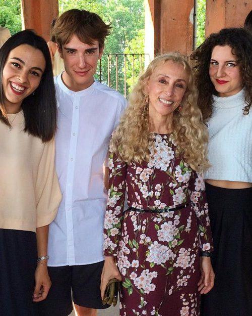 libri Franca Sozzani donati all'Accademia di Costume & Moda