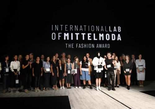 Sofia Scarponi - International Lab of Mittelmoda The Fashion Award