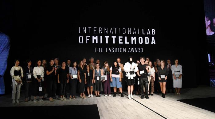 Sofia Scarponi - International Lab of Mittelmoda The Fashion Award
