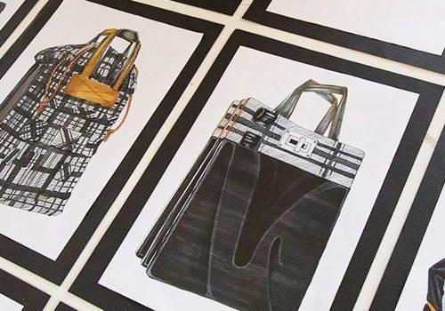 corso intensivo prototipazione borse scarpe